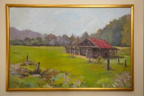 """Lindsey's Barn"""