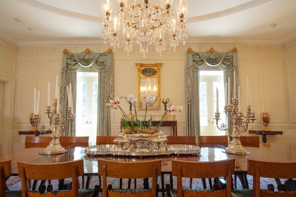 Federalist table